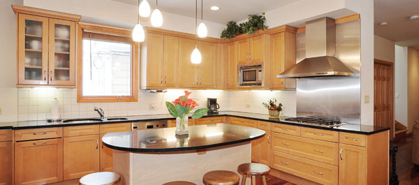 5009 North Meade Avenue, Chicago, IL 60630 - Jefferson Park - Kitchen