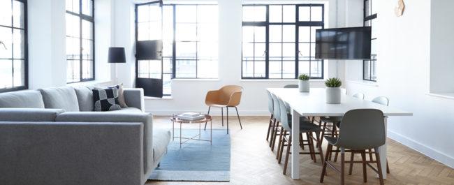 Living Room - Buying VS Renting