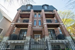 2323 Roscoe Unit 3W, Chicago, IL 60618 - Front View