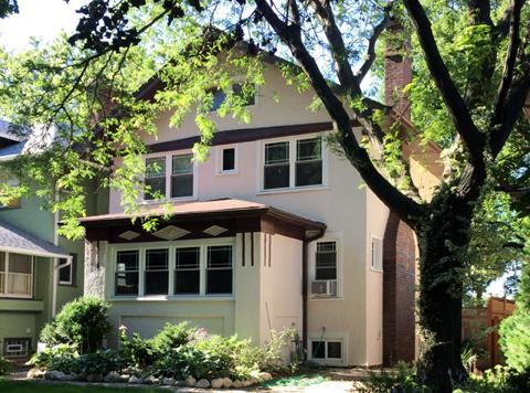 1504 West Juneway Terrace - Front View