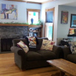1504 West Juneway Terrace - Living Room