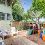 Rogers Park - 1505 West Juneway Terrace, Chicago, IL 60626 - Backyard