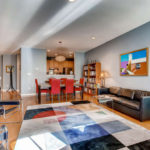 Rogers Park - 7742 North Sheridan Road Unit 1R, Chicago, IL 60626 - Living Room