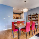 Rogers Park - 7742 North Sheridan Road Unit 1R, Chicago, IL 60626 - Dining Room