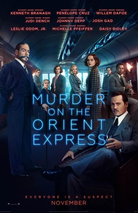 Chicago House Hunt Client Appreciation Event 2017 - Murder on the Orient Express