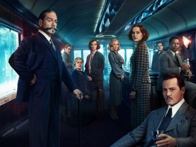 Movie Night: Murder on the Orient Express