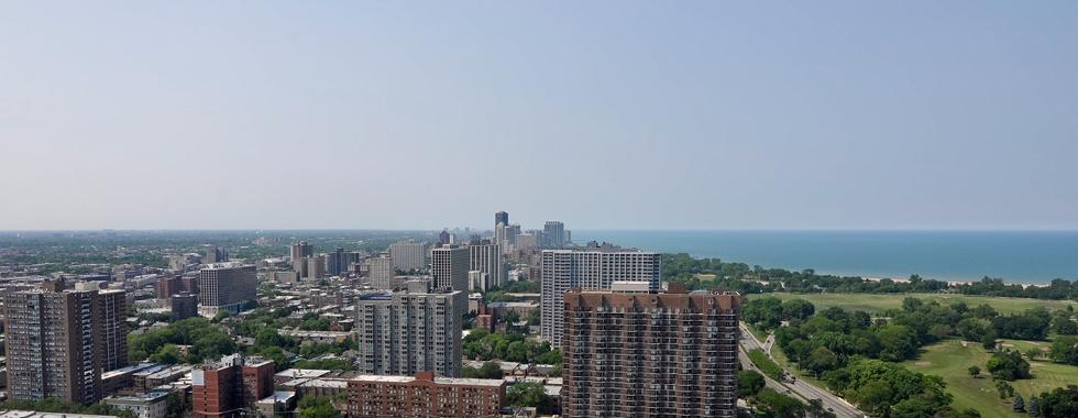 Chicago's Uptown neighborhood