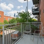 River West - 859 West Erie Street Unit 301, Chicago, IL 60642 - Balcony
