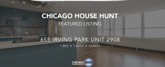 Lakeview - 655 West Irving Park Road Unit 2908, Chicago, IL 60613