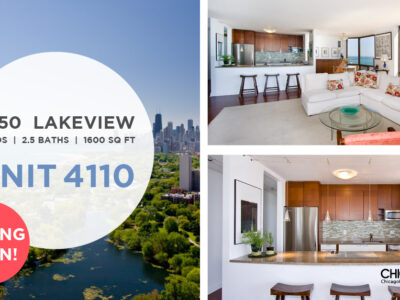 Lakeview - 2650 North Lakeview Avenue Unit 4110, Chicago, IL 60614