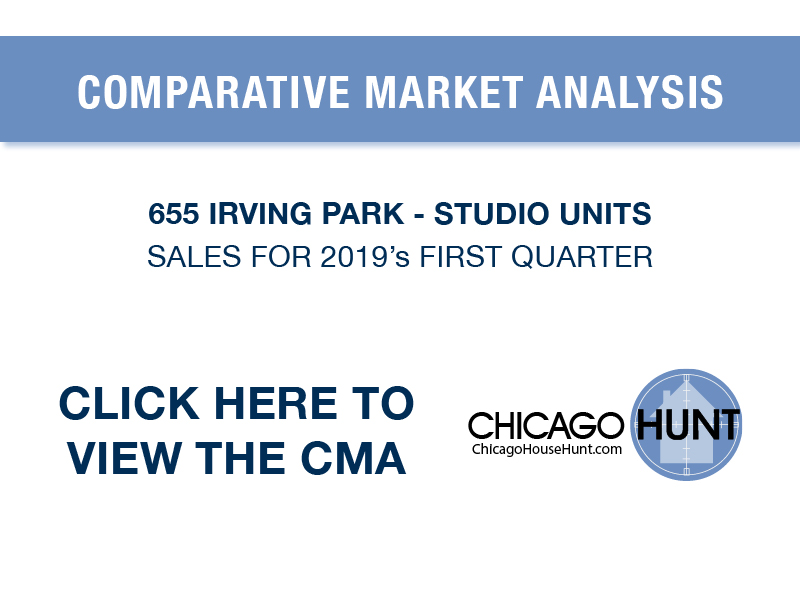 CMA 655 Irving Park Studio 2019's First Quarter