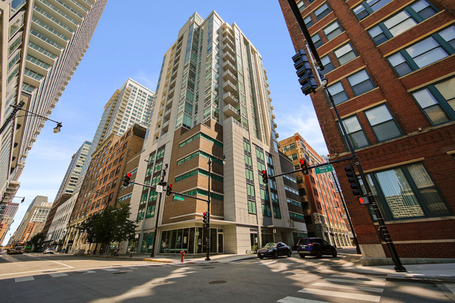Printers Row - 170 West Polk Street Unit 1503, Chicago, IL 60605 - Front View