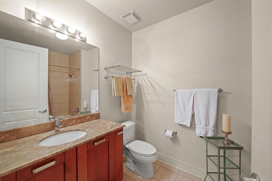 Printers Row - 170 West Polk Street Unit 1503, Chicago, IL 60605 - Bathroom