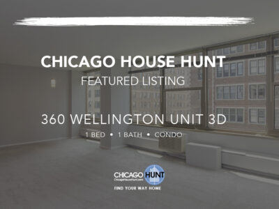 East Lakeview - 360 West Wellington Avenue Unit 3D, Chicago, IL 60657