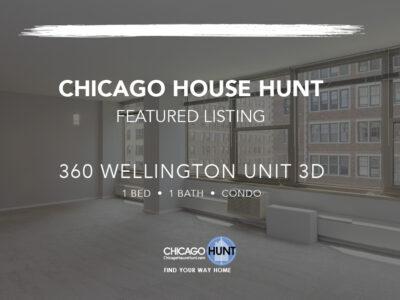 East Lakeview - 360 West Wellington Avenue Unit 3D, Chicago, IL 60657