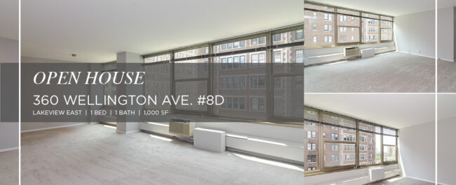 Lakeview East - 360 West Wellington Avenue Unit 8D, Chicago, IL 60657