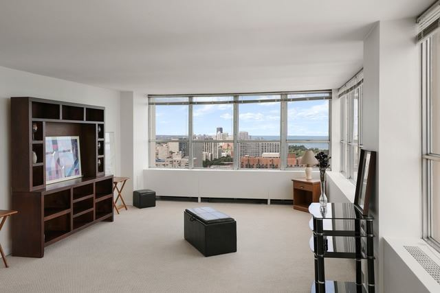 Lakeview - 655 West Irving Park Road Unit 3402, Chicago IL, 60613 - Living Room