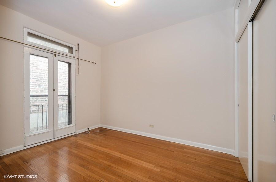 Rogers Park - 1408 West Jonquil Terrace Unit 3, Chicago, IL 60626 - Bedroom